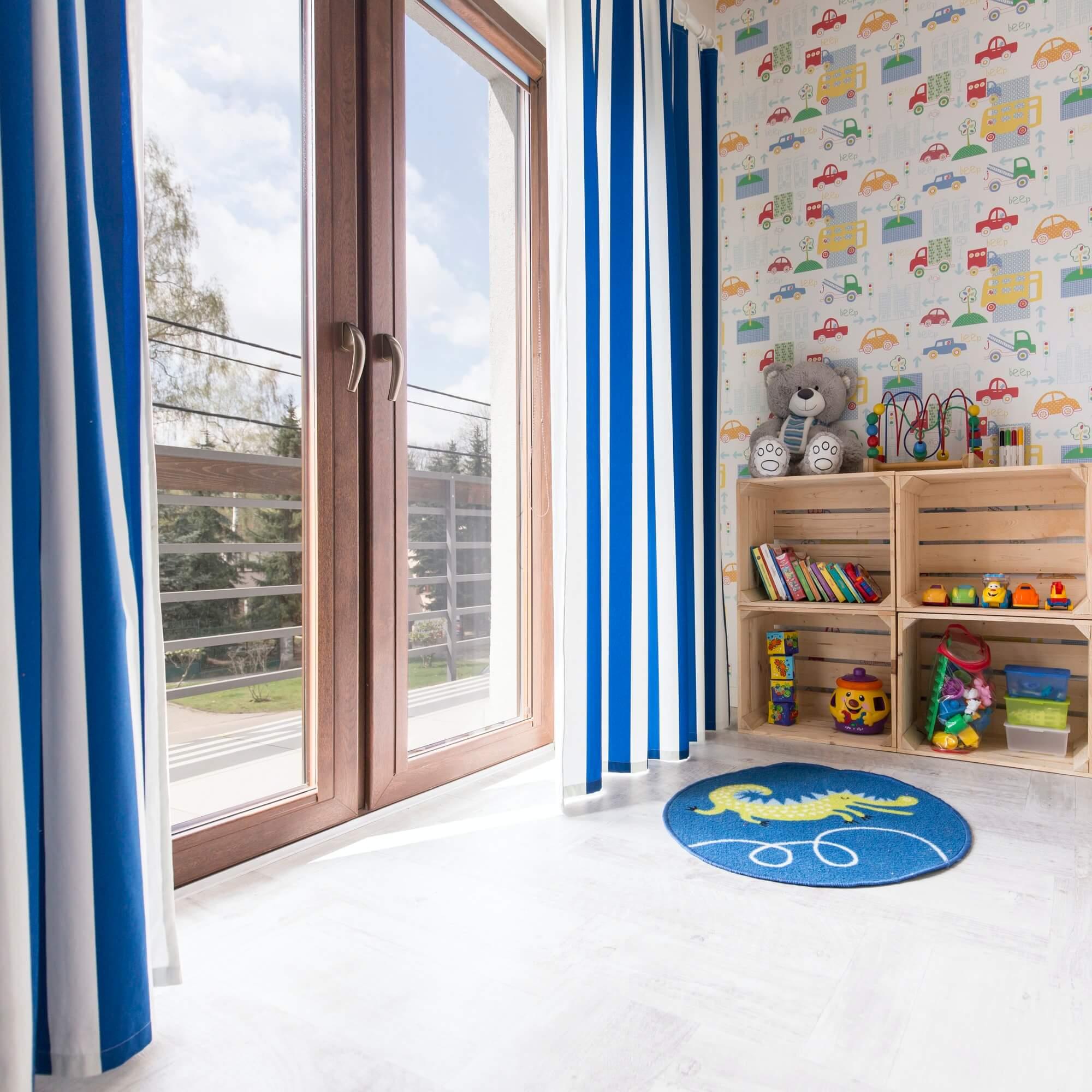 Kinderkamer behangen met leuk moteif? Bonheiden Rijmenam videco niels viaene