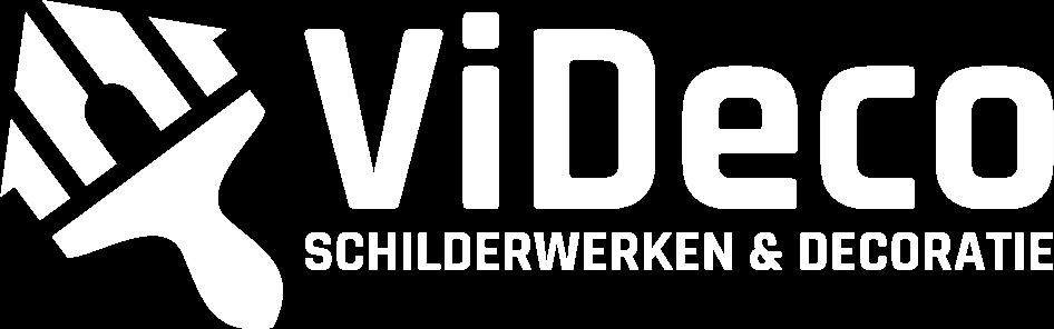 wit logo van videco bonheiden mechelen